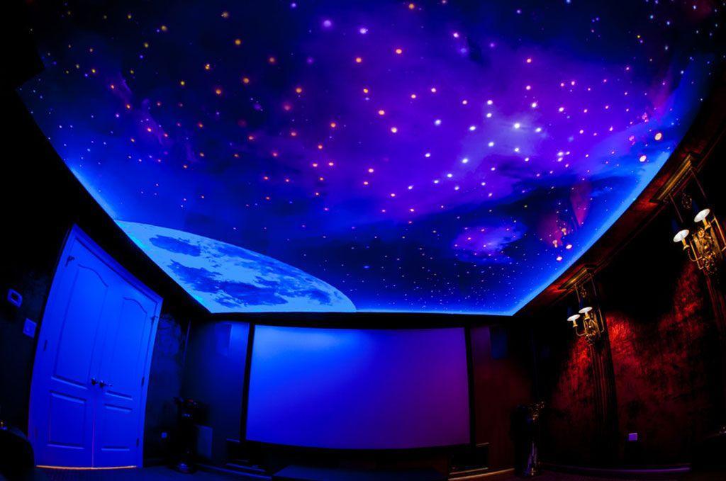 первые звездный потолок картинки фото виниловый ламинат